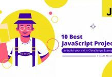 10 Best JavaScript Projects for Beginners [JavaScript Examples]